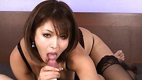 Cougar, Amateur, Big Tits, Blowjob, Brunette, Cougar