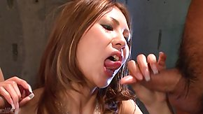 Asian Two, Asian, Fingering, Threesome