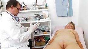 Doctor HD tube this chick gets a fag exam
