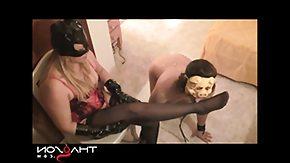 Toilet, BDSM, Femdom, Kinky, Stockings, Strapon