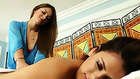 Masseuse, Babe, Brunette, High Definition, Massage, Masseuse