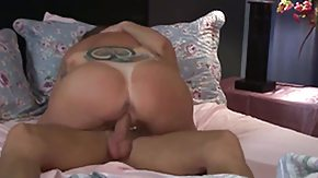 Joey Brass, BBW, Bed, Bend Over, Big Ass, Big Natural Tits